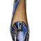 Gold and black pina colada flat sandal by aquazzura now available on moda operandi