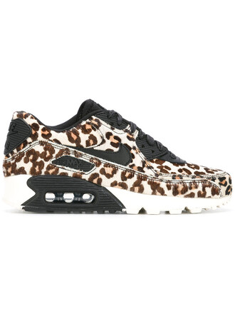 fur women sneakers brown shoes