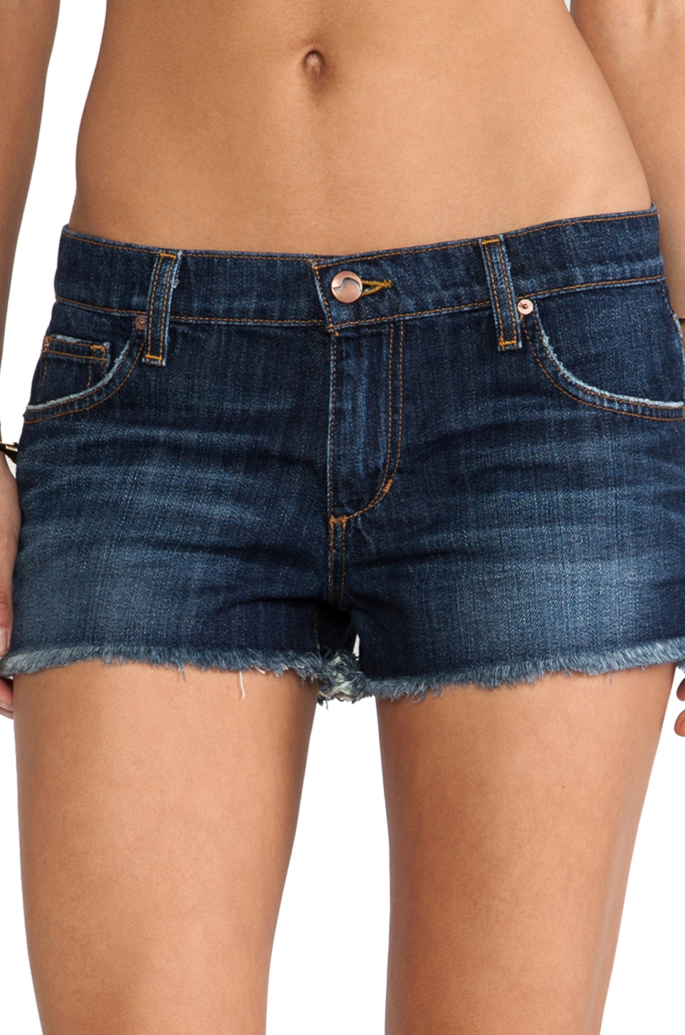 Joe's Jeans Cut Off Short in Deja | REVOLVE