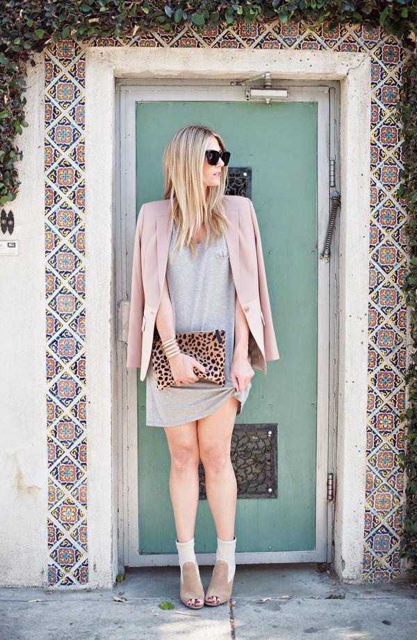 devon rachel dress jacket shoes bag sunglasses