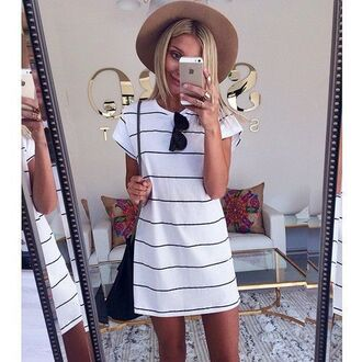 dress stripes horizontal stripes