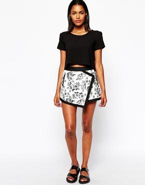Women's shorts   Jersey, leather & denim shorts   ASOS