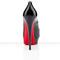 Christian louboutin lady peep 150mm peep toe pumps black outlet, christian louboutin lady peep 150mm peep toe pumps black red bottom shoes
