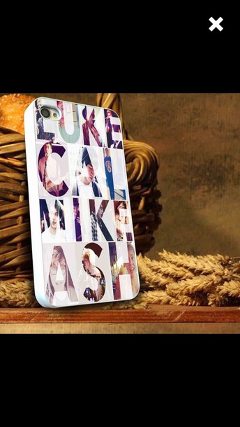 phone cover 5sos iphone case