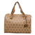 Michael Kors Grayson Monogram Large Brown Satchel Bag