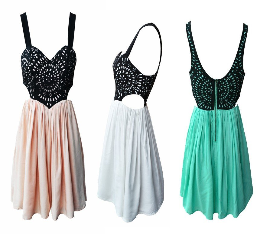 Free  shoping  Fashion flower burning free air sling dress.Puff dress.Party Dress TB 2219-in Apparel & Accessories on Aliexpress.com