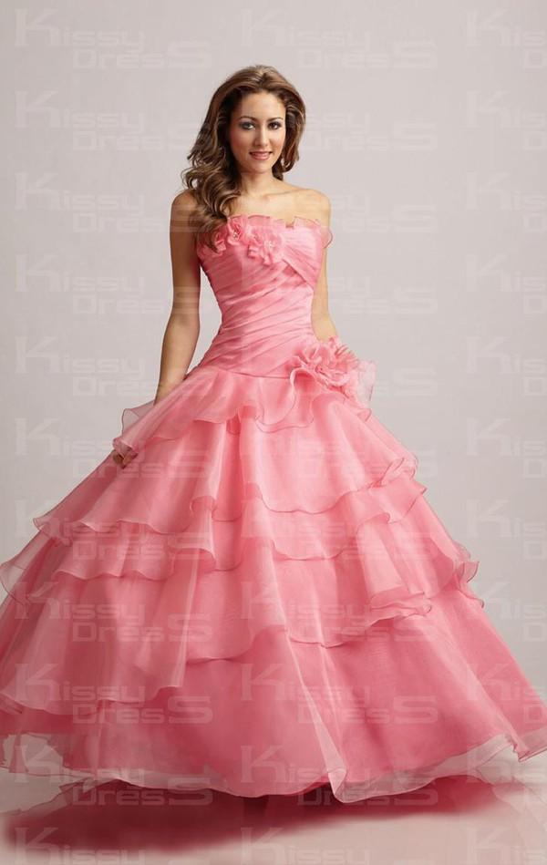 dress robe de princesse