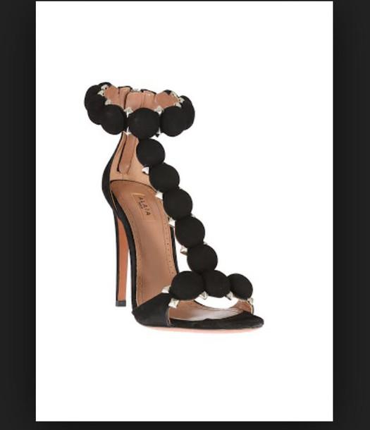 shoes blackshoes black alaia kimkardashian black shoes alaia kim kardashian