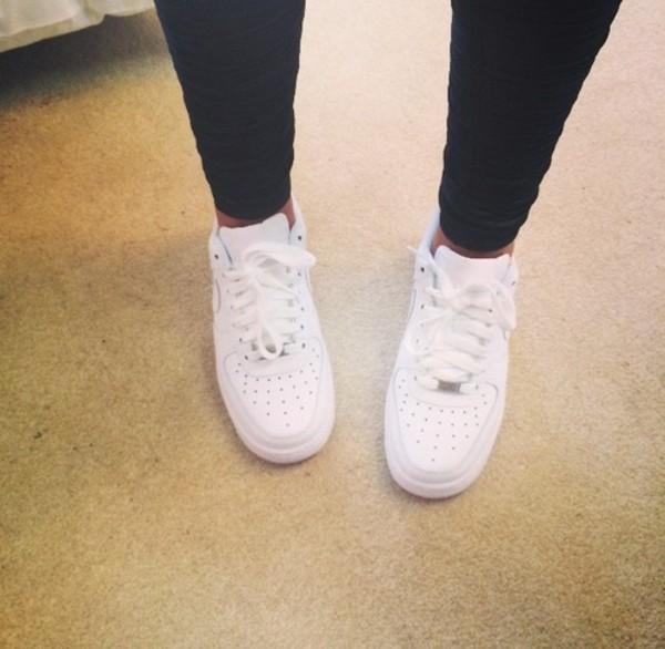 shoes white nike