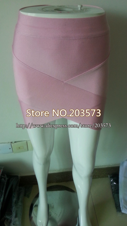 (DEIVE TEGER )free shipping 2013 new bandage women Skirts  8 colors  HL670-in Skirts from Apparel & Accessories on Aliexpress.com