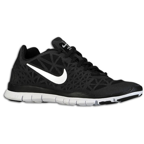 Nike Free TR Fit 3 - Women's - Training - Shoes - Black/Anthracite/White