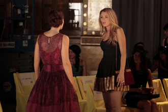 dress tumblr gossip girl blake lively serena van der woodsen