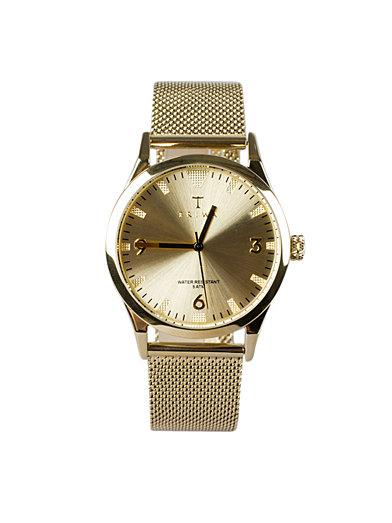 Sort Of Black Gold - Triwa - Black/Gold - Watches - Accessories - Men - NlyMan.com Uk
