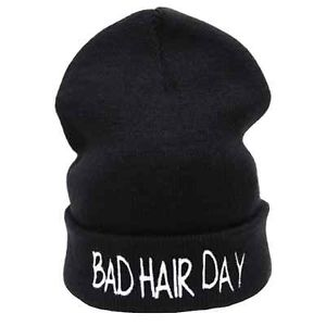 BAD HAIR DAY BEANIE HAT Dope ASAP ROCKY as worn by Cara Delevingne HIPHOP | eBay