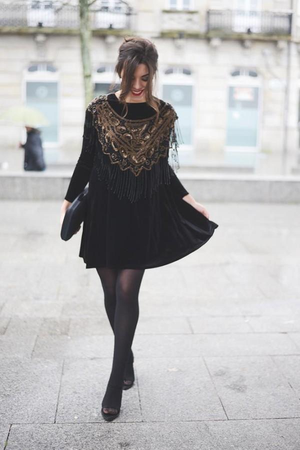 the fashion through my eyes dress t-shirt jewels bag shoes
