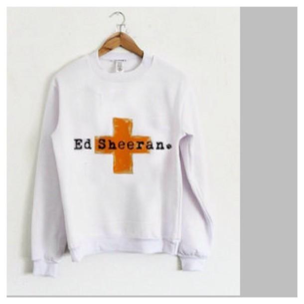 + ed sheeran sweater