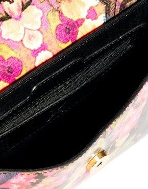 Fiorelli   Fiorelli Perry Floral Small Across Body Bag at ASOS