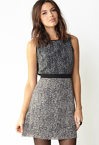 Mixed Messages Sheath Dress   FOREVER21 - 2000090354