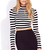 Standout Striped Crop Top | FOREVER21 - 2000110701