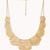 Elegant Cutout Bib Necklace | FOREVER21 - 1000108191