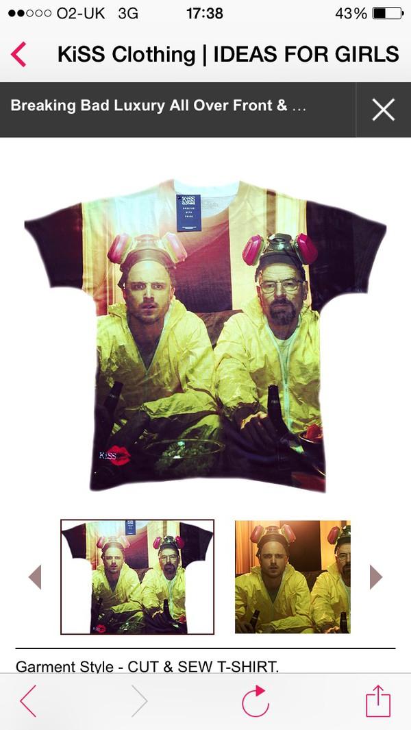 top Breaking Bad Jesse Pinkman t-shirt t-shirt