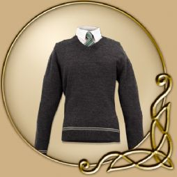 Costume -Harry Potter - Slytherin Uniform Sweater  - TheVikingStore.co.uk