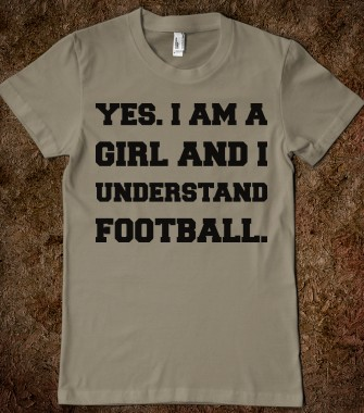 I Understand Football - Text First - Skreened T-shirts, Organic Shirts, Hoodies, Kids Tees, Baby One-Pieces and Tote Bags Custom T-Shirts, Organic Shirts, Hoodies, Novelty Gifts, Kids Apparel, Baby One-Pieces | Skreened - Ethical Custom Apparel