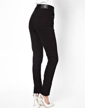 Cheap Monday | Cheap Monday - Jean skinny seconda pelle a vita alta su ASOS