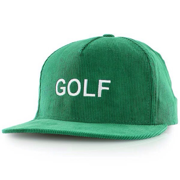 hat odd future green