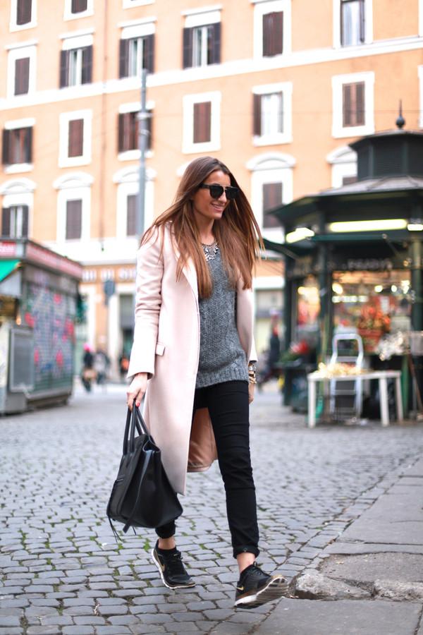 b a r t a b a c coat pants t-shirt shoes jewels bag sunglasses