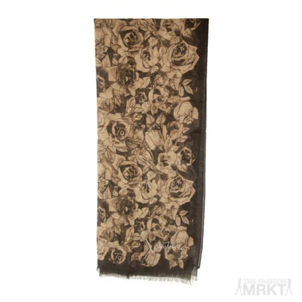 scarf couture designer cashmere cashmere scarf trendy fashion chic winter fashion scarf Valentino celebrity style winter scarf winter scarf