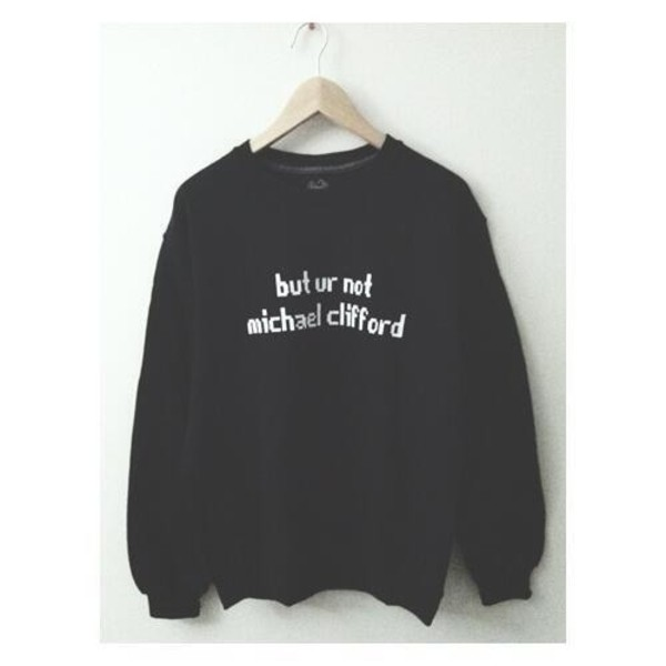 sweater michael clifford