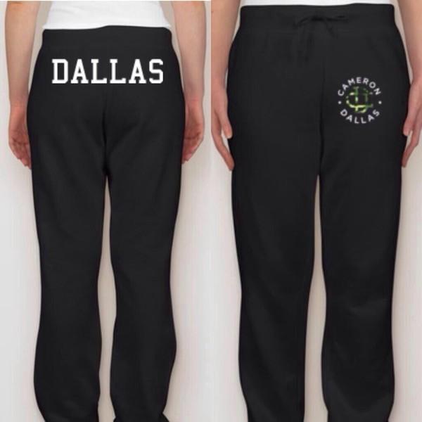 jeans cameron dallas sweatpants blouse pants