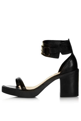 NIC Chunky Heel Sandals - New In This Week  - New In  - Topshop