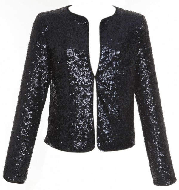jacket sequins blue party summer prom essex wedding