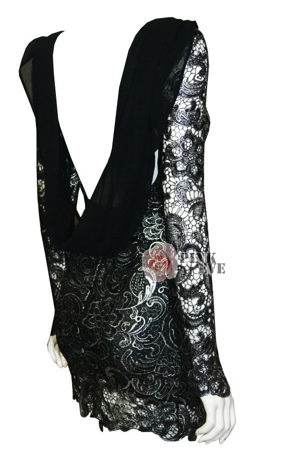 Aliexpress.com : Buy Free shipping  Fashion golden flower vine sequined chiffon vest dress. Party Dress  TB 5886 from Reliable dress joker suppliers on PINK EVE FASHION