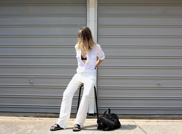 oracle fox shirt pants underwear bag shoes jewels