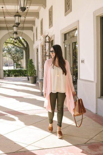 adoredbyalex blogger sweater tank top shoes bag sunglasses jewels