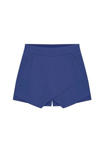 Vintage Style Chiffon Shorts [FJCE0011]- US$28.99 - PersunMall.com