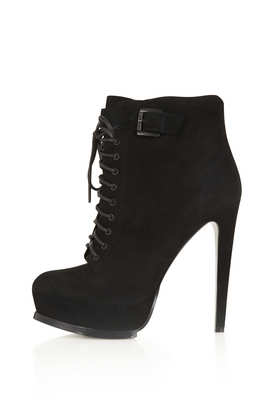 PRICELESS Premium Leather Boots - Topshop USA
