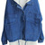 ROMWE   Detachable Two Piece Dark-blue Coat, The Latest Street Fashion