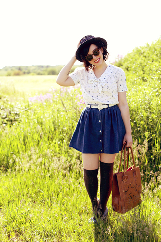 keiko lynn skirt coat belt shoes bag