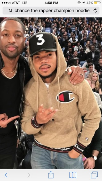 jacket chance the rapper champion nude