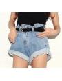 VITA Vintage Oversized Boyfriend Shorts Runway Clothing | The Latest Women Fashion Online Shorts. Denim Shorts & High Waist Shorts | JESSICABUURMAN [846] - $89.00 : JESSICABUURMAN.COM