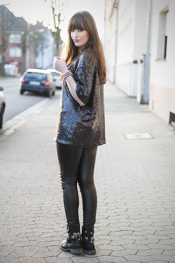andy sparkles t-shirt pants shoes jewels