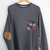 Flamingo Pocket Print Pullover - Sweatshirts - Smooth Sailing Clothing Co.