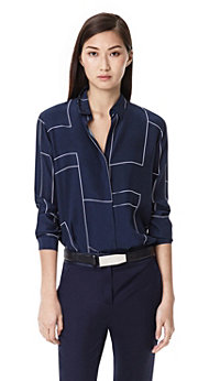 Aguilina B Conventional Top | Theory.com