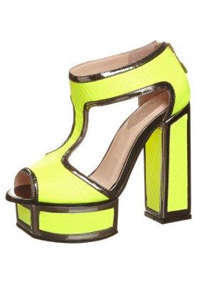 Kat Maconie ABIGAIL - Peeptoe heels - yellow [KM311A005-202] - $147.00 : sun shoping|women shoes|men shoes, Casual shoes|High heels|sandals