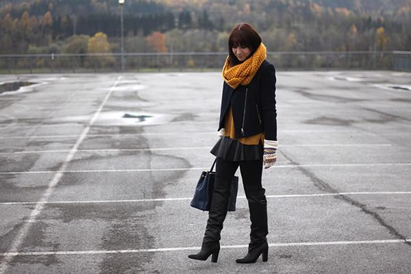 skirt persunmall black skirt