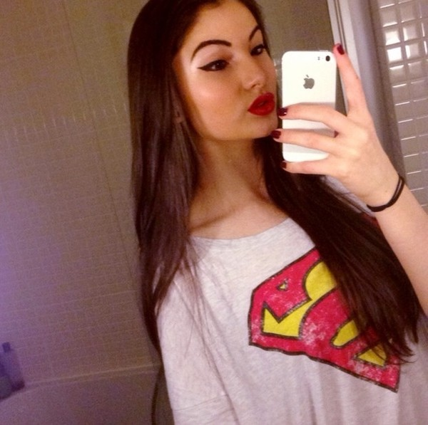 shirt superman